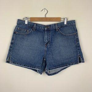 Calvin Klein Vintage Denim Jean Shorts Size 12